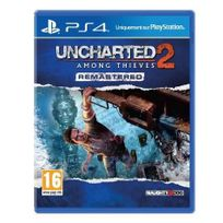 SONY - Uncharted 2 Among Thieves - PS4