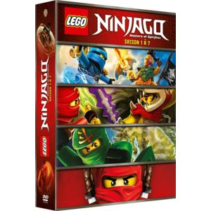 Warner bros lego ninjago saison 1 7 pas cher achat - Ninjago saison 3 ...