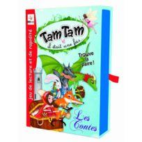 Ab Ludis - Jeux de société - Tam Tam Il Etait Une Fois : Les Contes
