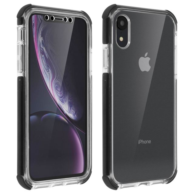 coque apple silicone iphone xr