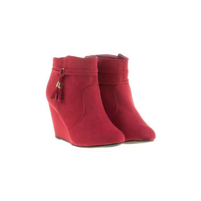 797baa2a289f7 Maria Barcelo - Chaussures compensées Anna - pas cher Achat   Vente ...