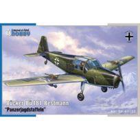 Special Hobby - Maquette avion : Bücker Bü 181 Bestmann