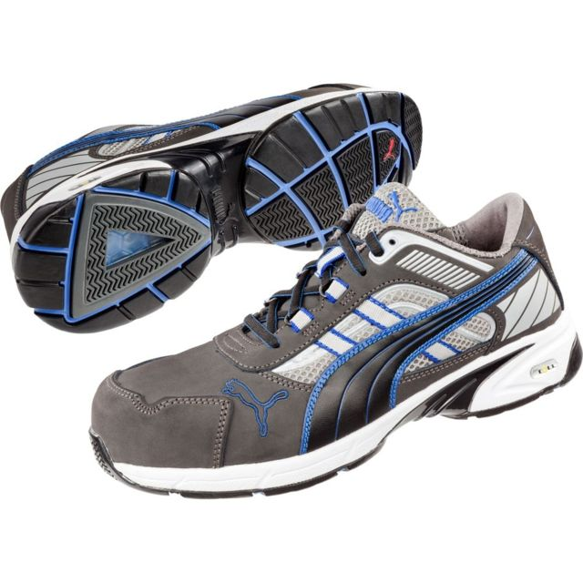 Puma Chaussures de sécurité basses Pace Blue Low S1P Hro