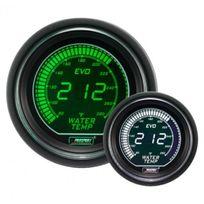Prosport - Manometre de Temperature Eau Digital - Vert / Blanc