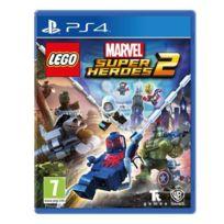 KONAMI - Jeu PS4 LEGO MARVEL SUPERHEROES 2