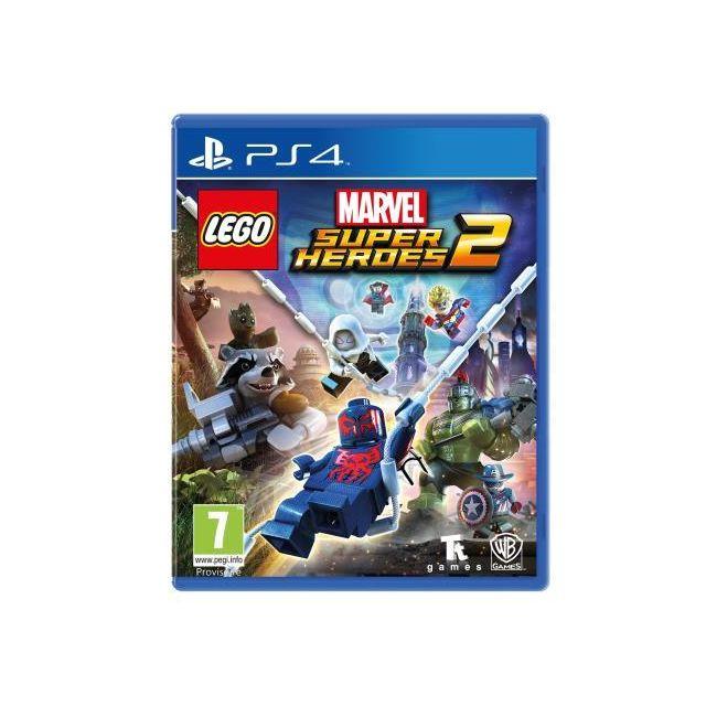 Jeu ps4 lego marvel superheroes 2 achat jeux ps4 fps - Jeux de lego marvel gratuit ...