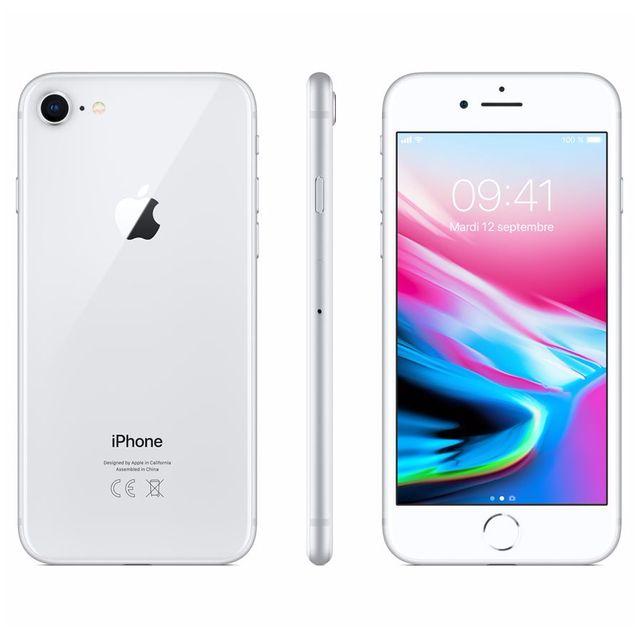 41c459aa4196b5 Nos packs de l expert. APPLE - iPhone 8 - 64 Go ...
