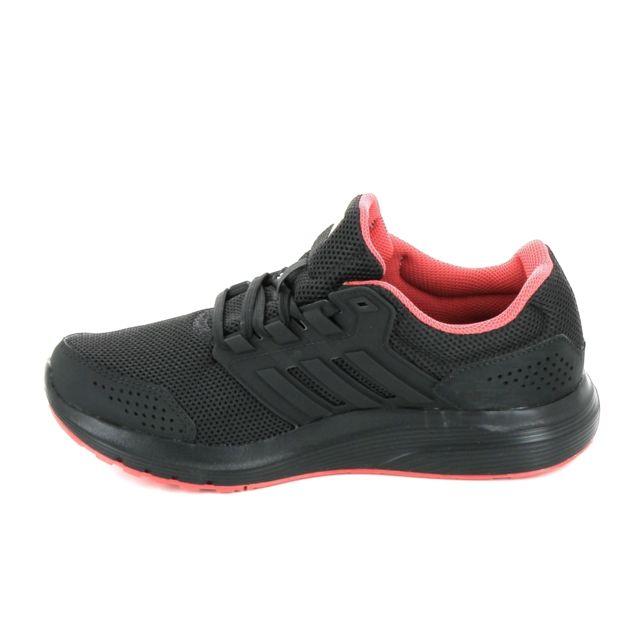 Adidas Galaxy 4 Noir Rose 39 pas cher Achat Vente