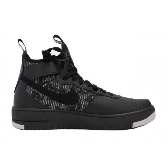 Nike Air Force 1 Ultraforce, Chaussures de Sport Basketball