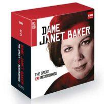 Emi Classics - Janet Baker - The great Emi Recordings Coffret