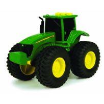 Britains - John Deere - 42934 - Jouet De Premier Age - Tracteur - Son Et LumiÈRE - Monster Treads