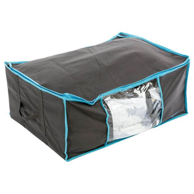 bagnstore housse de rangement sous vide 260l pas cher achat vente housse de v tement. Black Bedroom Furniture Sets. Home Design Ideas
