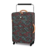 It luggage - Valise souple - World'S Lightest Ivy Green Camo - Taille L - 26.50cm - 6_253932 - Valises - trolleys