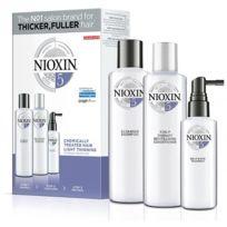 Nioxin - kit soin n°5 cheveux Normaux clairsemés, naturel ou sensibilsés