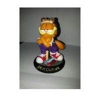 Garfield - Statuette figurine bricoleur
