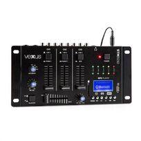 Canaux Sd De Usb Bluetooth Stm3030 Mixage Led 4 Mp3 Table qUGLVpSzM