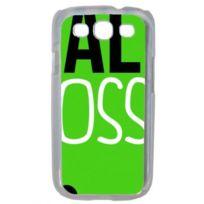 Samsung - Coque sale gosse 11, compatible s3 mini transparent