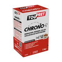 Toupret - Reboucheur poudre Chrono Boîte 1kg