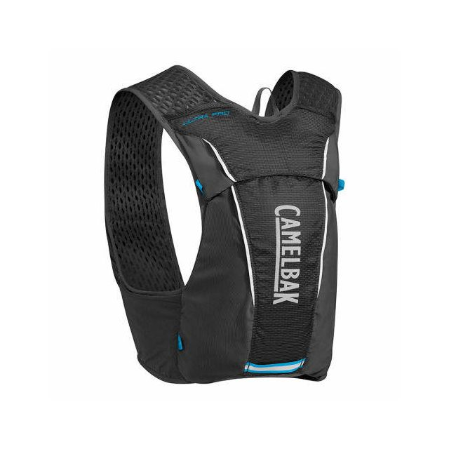 Camelbak Gilet d'hydratation Ultra Pro Vest de 3,5 litros + 2 bidons Flask de 0,5 litres noir