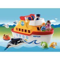 Playmobil - navire transportable 1-2-3