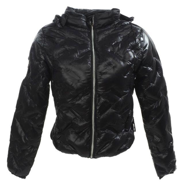 Vertigo Doudounes synthétiques premium Ralus noir jacket l Noir 14446