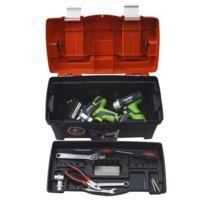 Elem Technic - Boîte a outils 245x257x458mm