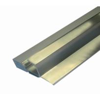 BILCOCQ - Seuil alu p/bois 56mm dormant - 6.03 ml - rupture de pont thermique - ISOL56RT