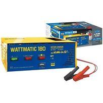 Gys - Chargeur De Batterie Wattmatic 180 6/12 Volts