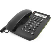 DORO - Téléphone filaire Comfort 3005 Noir