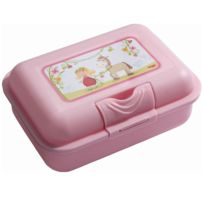 Haba - Lunch box fille et cheval : Vicky et Pirli