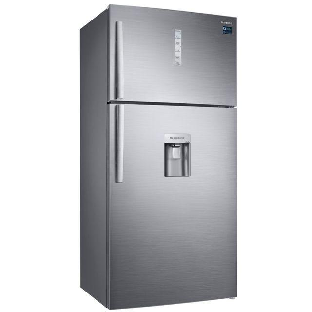 Samsung réfrigérateur 8 portes 84cm 618l a+ ventilé inox - rt62k7110s9