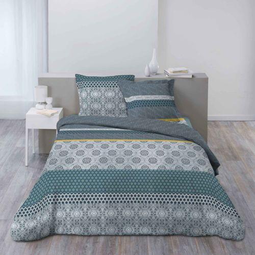 espritzen couette 220x240 400g m 2 oreillers 60x60cm 240cm x 220cm pas cher achat. Black Bedroom Furniture Sets. Home Design Ideas