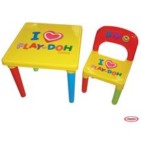 PLAY-DOH - Table d'activites + set crea