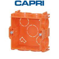 Capri - Boîte d'appareillage carrée à sceller Capribox Prof30