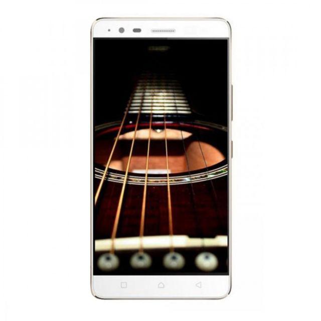 Auto-hightech Smartphone 3Go + 32Go, Identification d'empreintes digitales, 5,5 pouces Android 5.1 Mtk Helio P10 Octa Core jusqu'à 1,8