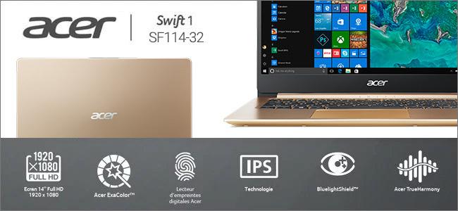 Aspire Swift 1 - Bronze