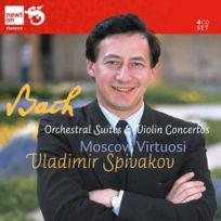 Newton Classics - Johann Sebastian Bach - Les suites pour orchestre, Les concertos pour violon Coffret