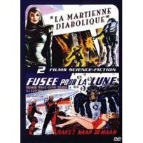 Bach Films - La Martienne diabolique + Fusée pour la lune
