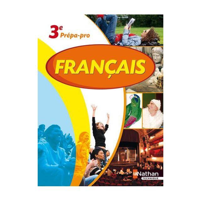 Francais 3eme Prepa Pro Eleve