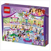 Lego - 41058 Friends - Le centre commercial d'Heartlake City