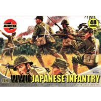 Airfix - Figurines 2ème Guerre Mondiale : Infanterie Japonaise