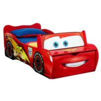 Bebegavroche - Lit Flash McQueen Cars Disney + Matelas