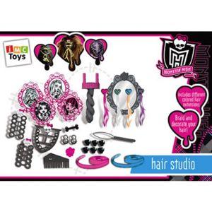 Imc Toys - Accessoires pour cheveux Hair studio : Monster High Fille