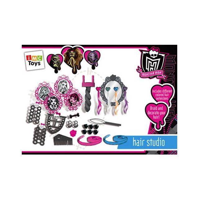 IMC TOYS - Accessoires pour cheveux Hair studio : Monster High