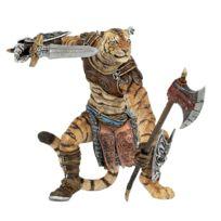 Papo - Figurine Homme tigre