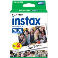 FUJI - Papier Instax Bipack Wide
