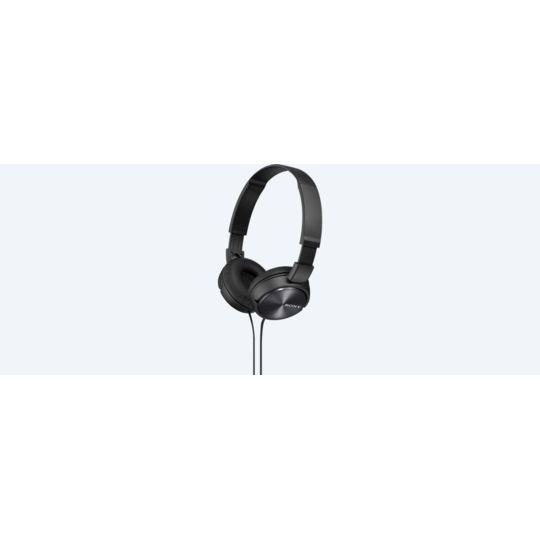 Sony Casque Audio Filaire So Mdrzx310b Noir Pas Cher Au Meilleur