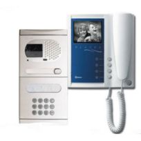 GOLMAR - Interphone video avec clavier à code STADIO Plus G5113SC