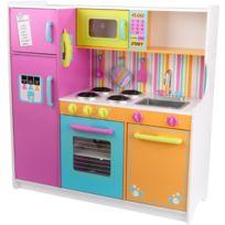 KIDKRAFT - Grande cuisine de luxe aux couleurs vives - 53100
