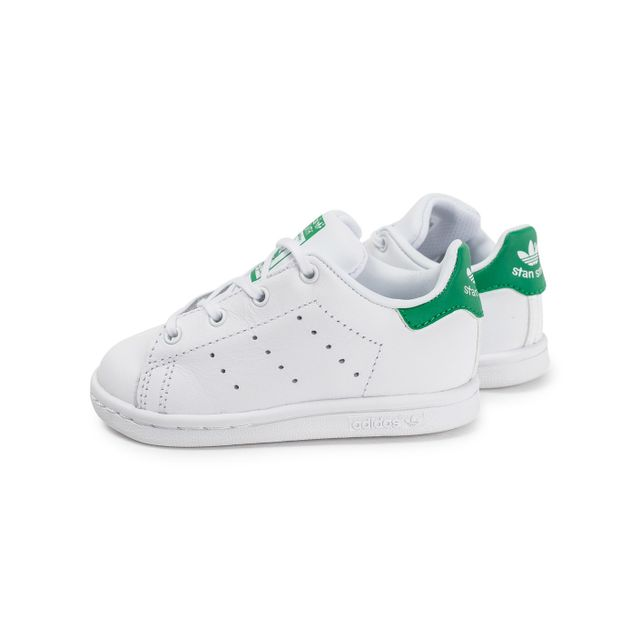 info for e35e1 dcc4a Adidas - Stan Smith Bébé Blanche Et Verte